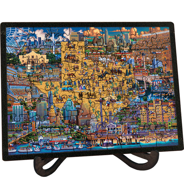 Best of Texas Picture Perfect Puzzle™