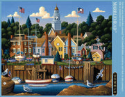 Marblehead - Wooden Puzzle