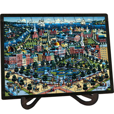Boston Commons - Picture Perfect Puzzle™