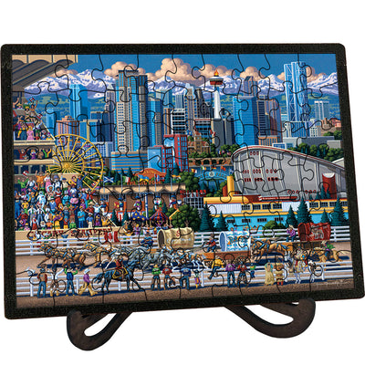 Calgary - Picture Perfect Puzzle™