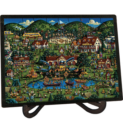Camp Eagles Nest - Picture Perfect Puzzle™