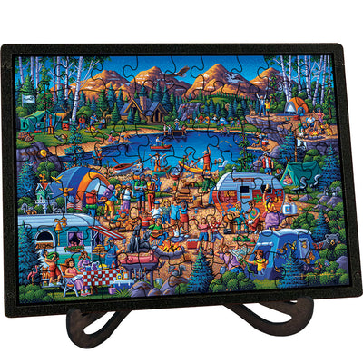 Camping Adventure - Picture Perfect Puzzle™