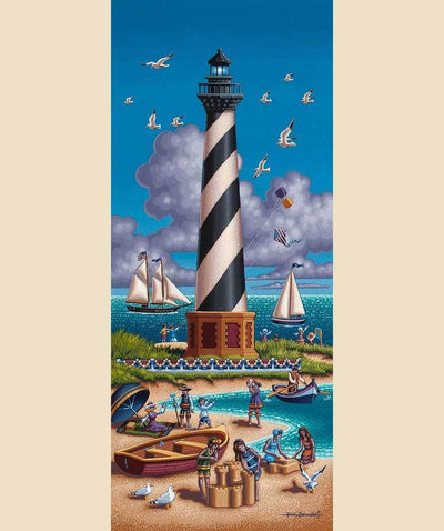Cape Hatteras Lighthouse - Fine Art