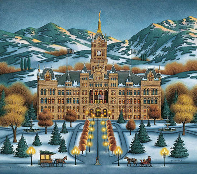 City County Building - Fine Art