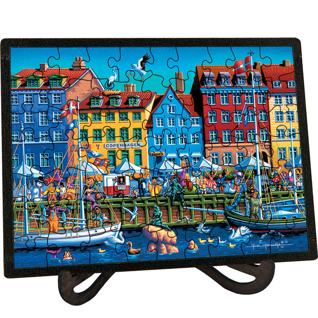 Copenhagen - Picture Perfect Puzzle™