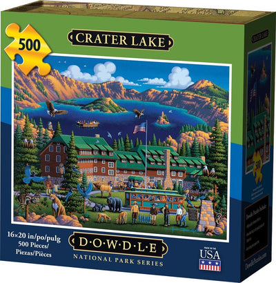 Crater Lake National Park - 500 Piece