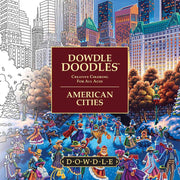 Dowdle Doodles - American Cities