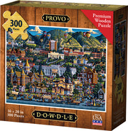 Provo - Wooden Puzzle