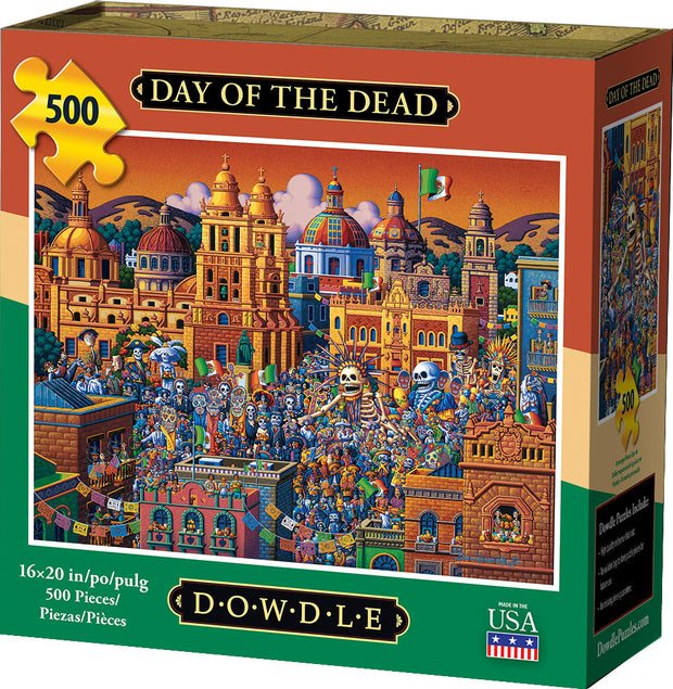Day of the Dead - Jigsaw Puzzle