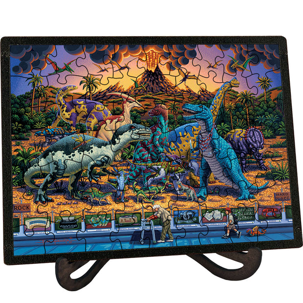 Dinosaur Museum Picture Perfect Puzzle™