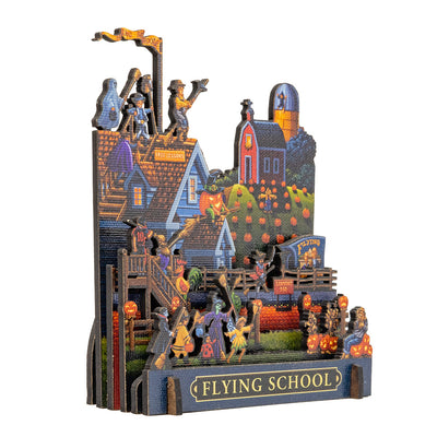 Flying School - CityScape