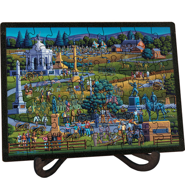 Gettysburg Picture Perfect Puzzle™