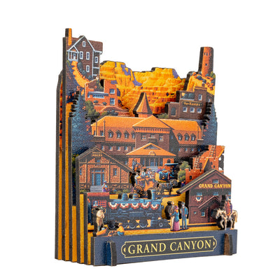 Grand Canyon - CityScape