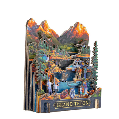 Grand Teton National Park - CityScape