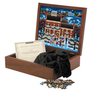 Heber C. Kimball Home - Wooden Puzzle