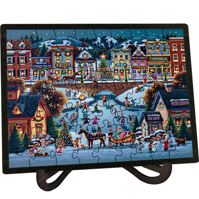 Hometown Christmas - Picture Perfect Puzzle™