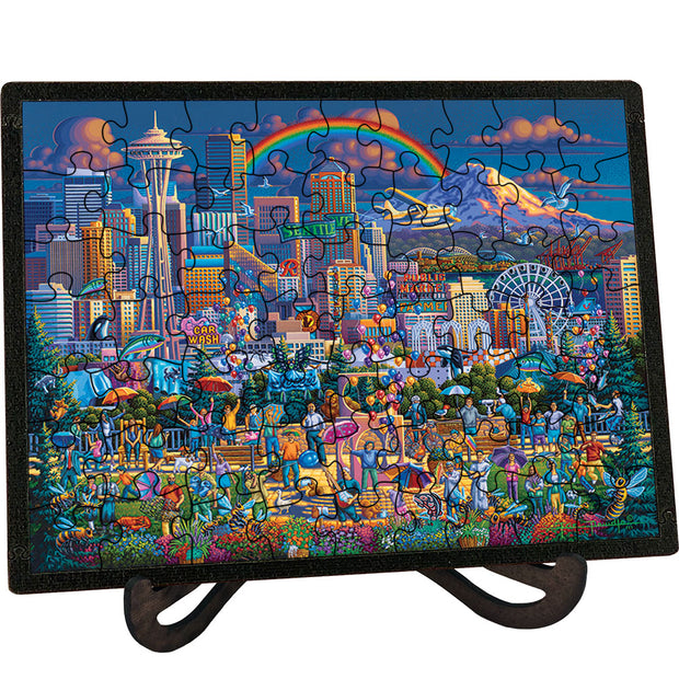 I Love Seattle Picture Perfect Puzzle™