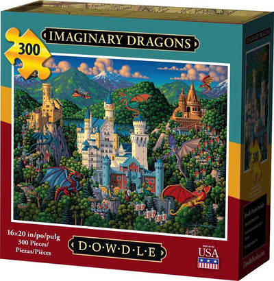 Imaginary Dragons - 300 Piece