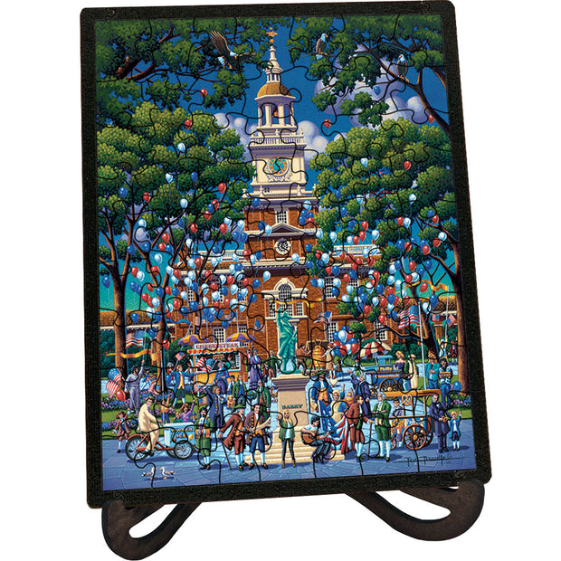 Independence Hall - Picture Perfect Puzzle™