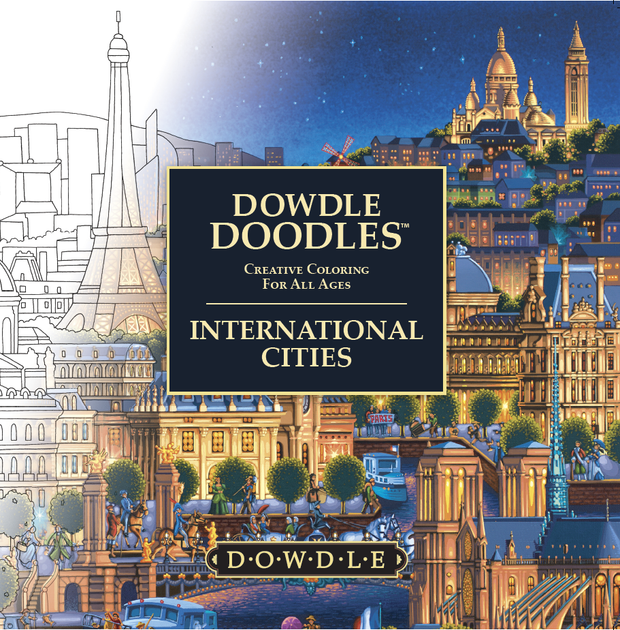 Dowdle Doodles - International Cities