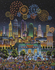 Kansas City - Jigsaw Puzzle