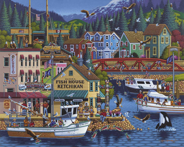 Ketchikan - Fine Art