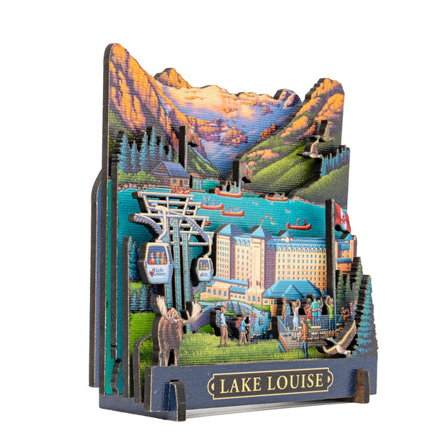 Lake Louise CityScape™