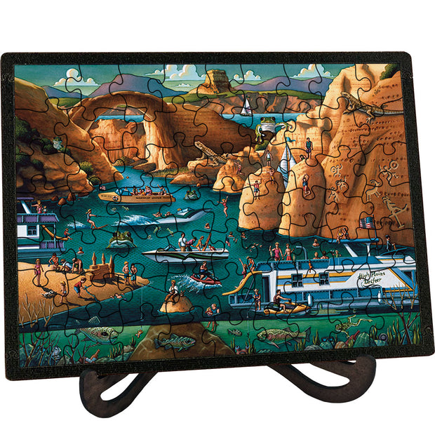 Lake Powell - Picture Perfect Puzzle™