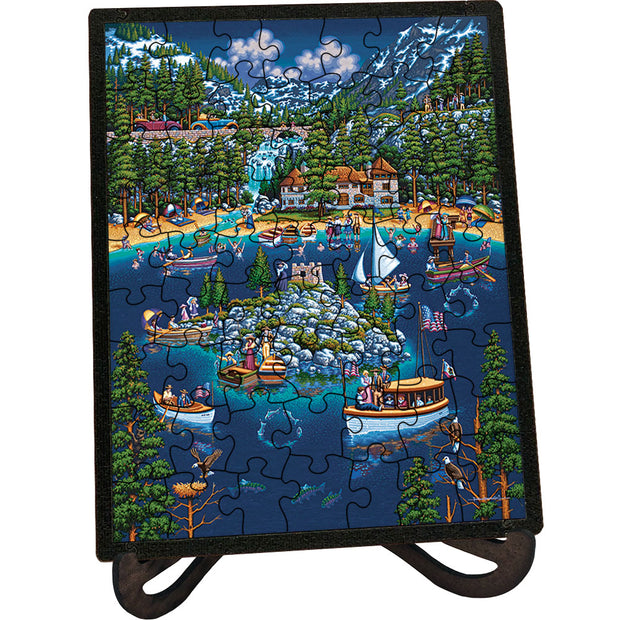 Lake Tahoe - Picture Perfect Puzzle™