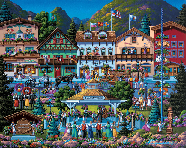 Leavenworth - Fine Art