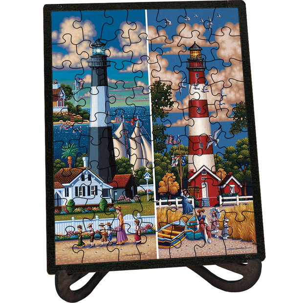 Lighthouses South Picture Perfect Puzzle™