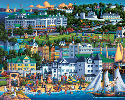 Mackinac Island Fine Art