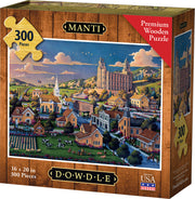 Manti - Wooden Puzzle