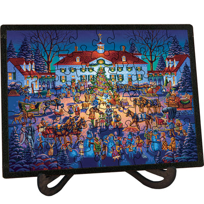 Mount Vernon Christmas - Picture Perfect Puzzle™