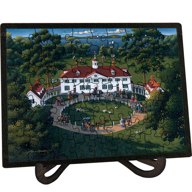 Mount Vernon Picture Perfect Puzzle™