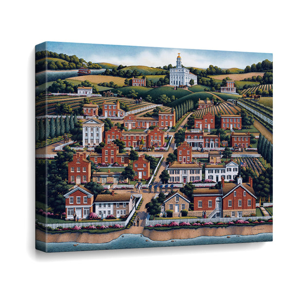 Nauvoo - Travel Puzzle