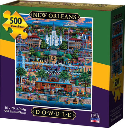 New Orleans - 500 Piece
