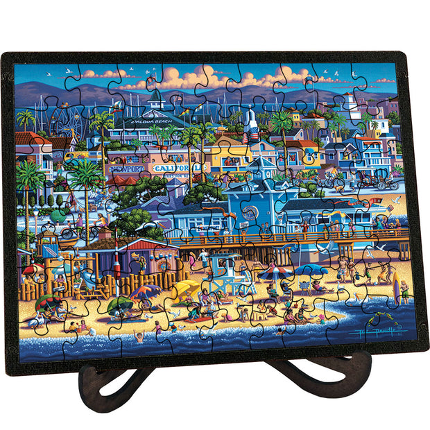 Newport Beach Picture Perfect Puzzle™