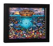 Noah's Ark Under the Sea - Stratascape