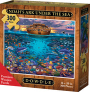 Noah's Ark Under the Sea - Dowdle Wooden Puzzle