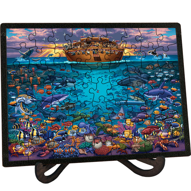Noah's Ark Under the Sea Picture Perfect Puzzle™