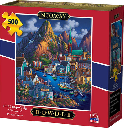 Norway - 500 Piece