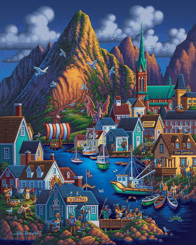 Norway Fine Art