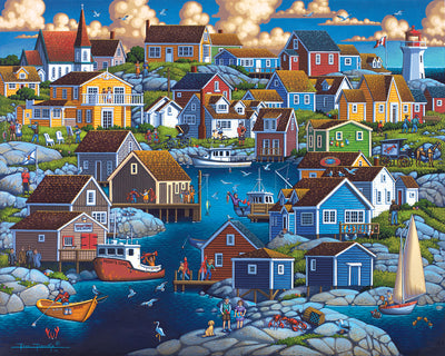 Peggy's Cove - Fine Art