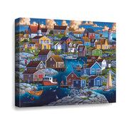 Peggy's Cove - Travel Puzzle