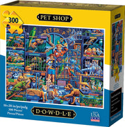 Pet Shop - 300 Piece