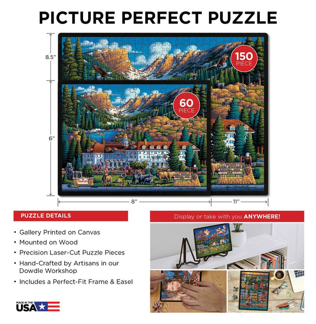 Neuschwanstein Castle - Picture Perfect Puzzle™
