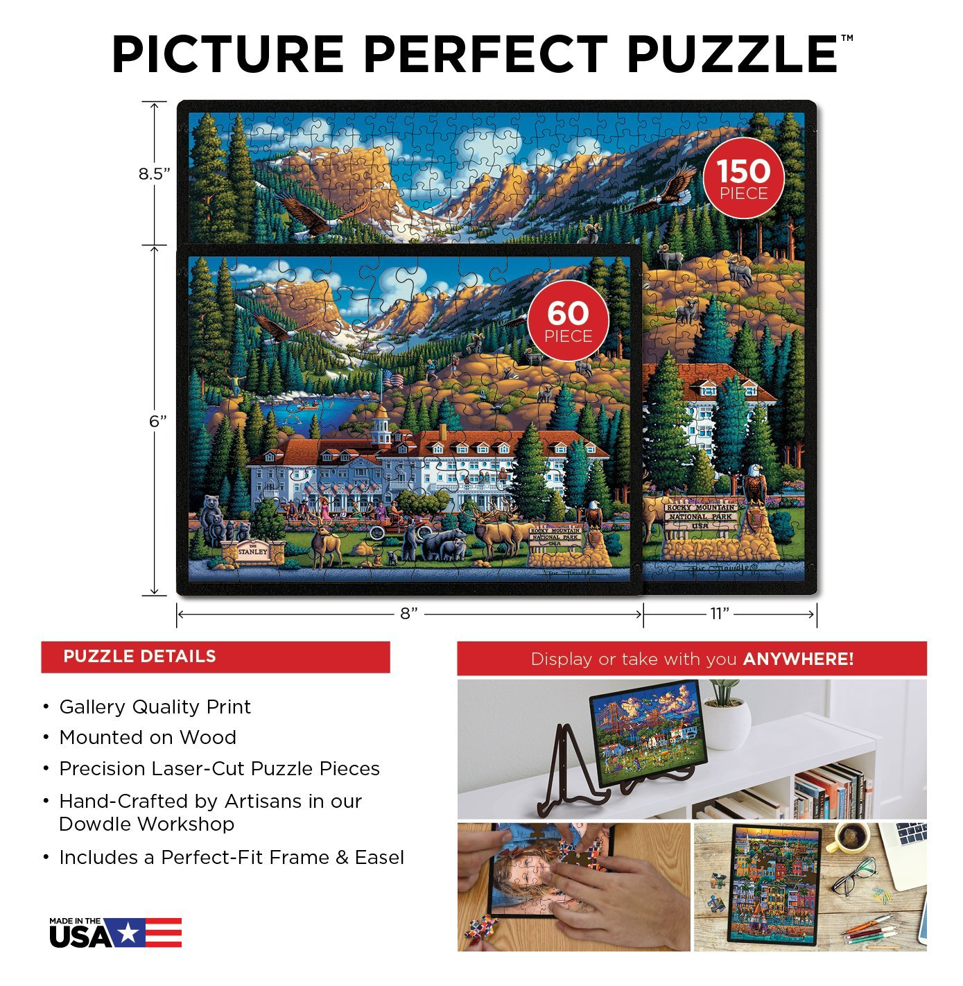 Strut Your Mutt Picture Perfect Puzzle™