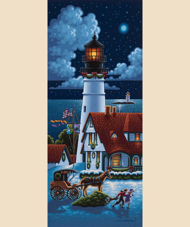 Portland Head Lighthouse Fine Art