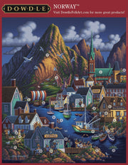 Norway Picture Perfect Puzzle™